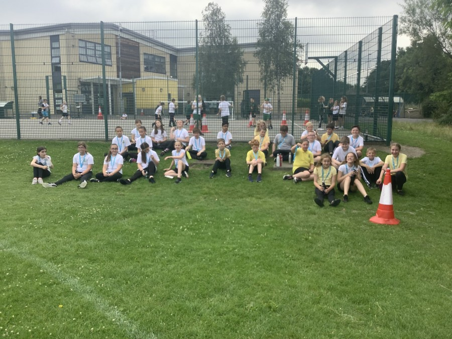 Race For Life – Class 6A